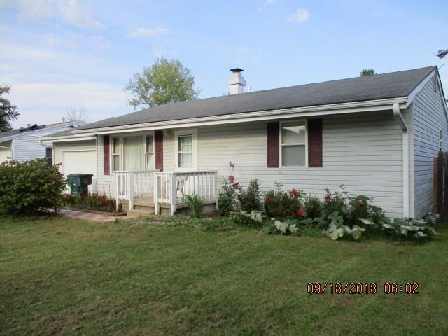 2112 N Watt Avenue, Muncie, IN 47303 (MLS #21596559) :: The ORR Home Selling Team