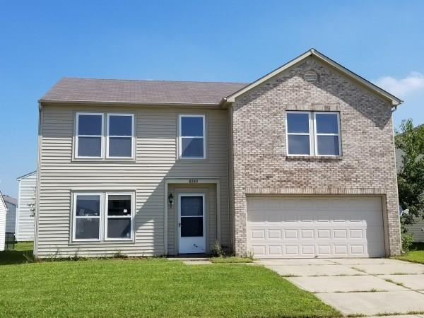 8343 Becks Mill Lane, Camby, IN 46113 (MLS #21597646) :: Richwine Elite Group