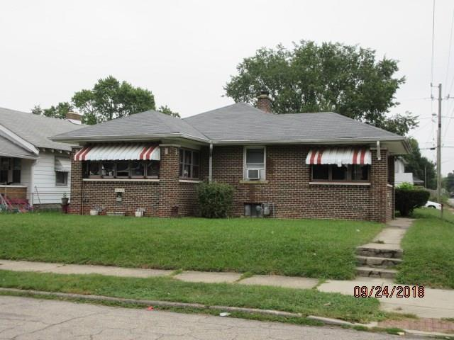 903 N Denny Street, Indianapolis, IN 46201 (MLS #21597749) :: The Evelo Team
