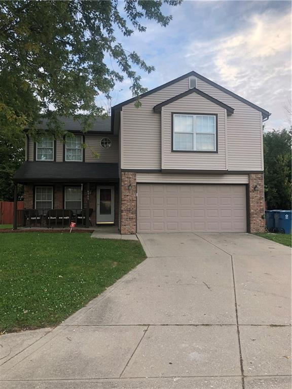 4509 Sunshine Avenue, Indianapolis, IN 46228 (MLS #21598169) :: Mike Price Realty Team - RE/MAX Centerstone