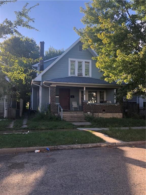 102 N Grant Avenue, Indianapolis, IN 46201 (MLS #21598609) :: AR/haus Group Realty
