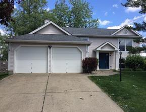 1520 Chase Boulevard, Greenwood, IN 46142 (MLS #21598655) :: The Indy Property Source