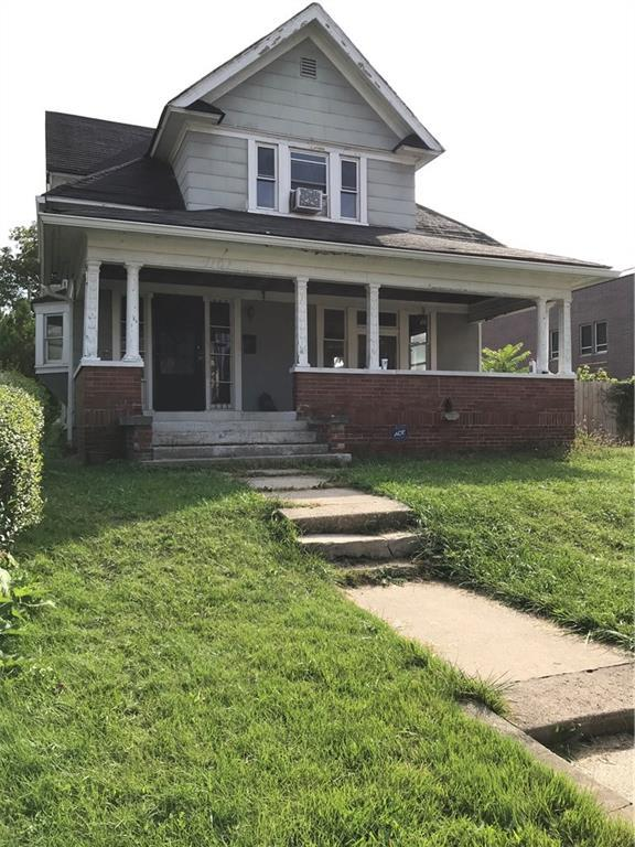 1101 N Oakland Avenue, Indianapolis, IN 46201 (MLS #21599453) :: Mike Price Realty Team - RE/MAX Centerstone