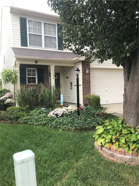 1122 Lake Tree Place, Indianapolis, IN 46217 (MLS #21599677) :: Indy Scene Real Estate Team