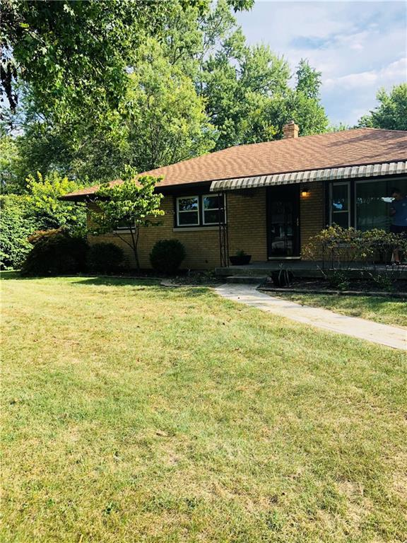 2455 Endsley Drive, Indianapolis, IN 46227 (MLS #21599899) :: Mike Price Realty Team - RE/MAX Centerstone