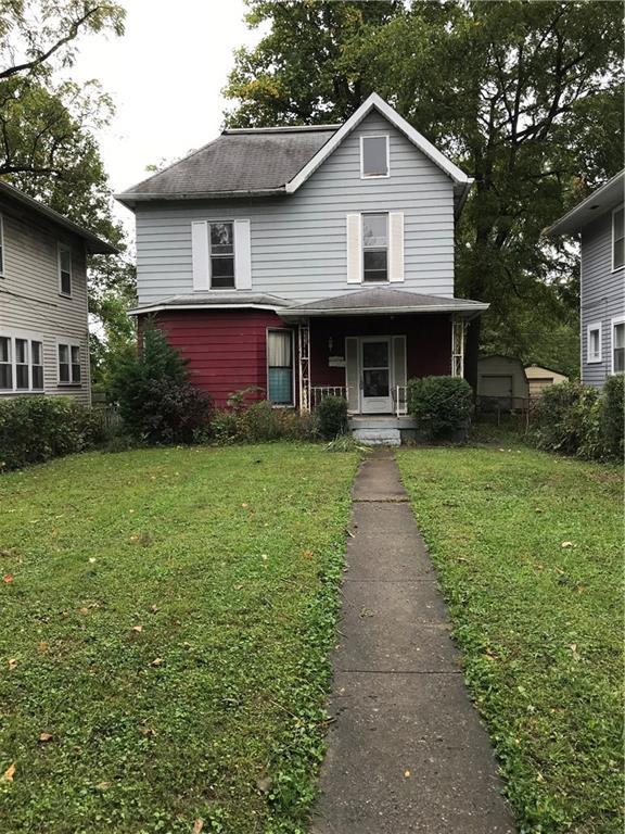 140 S Emerson Avenue, Indianapolis, IN 46219 (MLS #21600234) :: Mike Price Realty Team - RE/MAX Centerstone