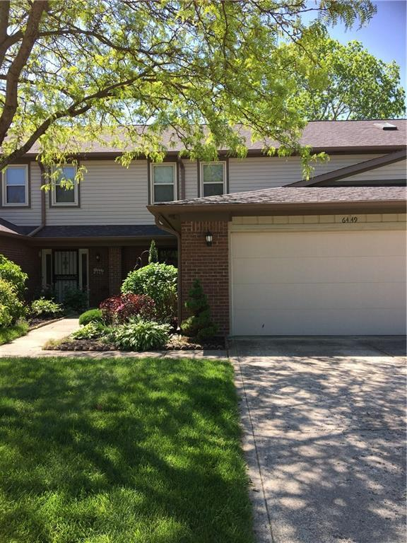 6449 Cotton Bay Drive, Indianapolis, IN 46254 (MLS #21600418) :: Richwine Elite Group