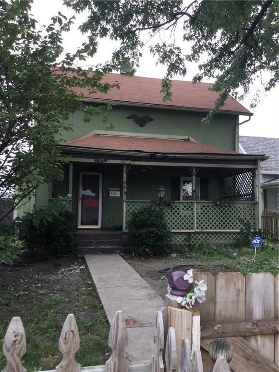510 E Morris Street, Indianapolis, IN 46203 (MLS #21600497) :: Indy Scene Real Estate Team