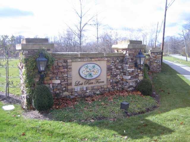12 Lost Run Lane, Zionsville, IN 46077 (MLS #21601207) :: FC Tucker Company