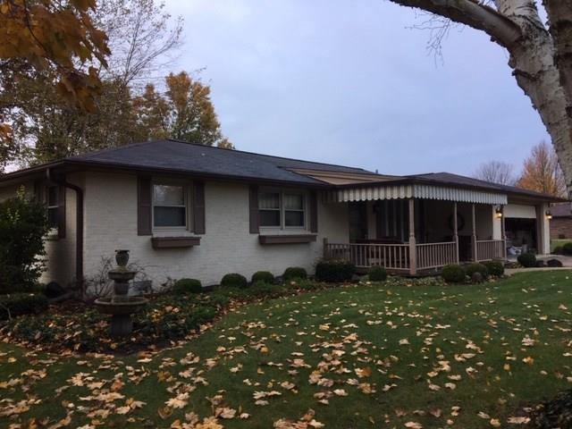 3601 River Bluff Road, Anderson, IN 46012 (MLS #21606935) :: The ORR Home Selling Team