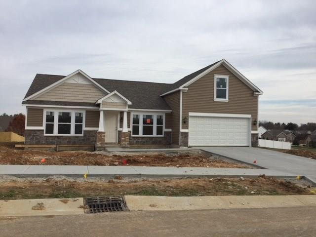3884 (Lot 24) Ribbon Court, Bloomington, IN 47404 (MLS #21606958) :: Indy Scene Real Estate Team