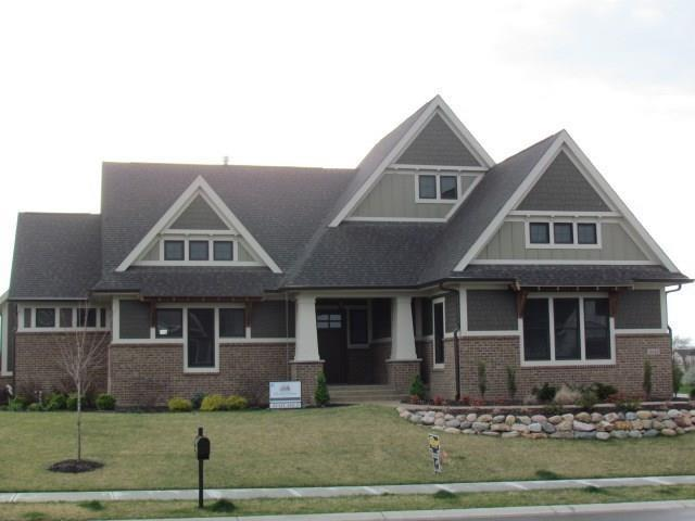 18152 Lakes End Drive, Westfield, IN 46074 (MLS #21607108) :: AR/haus Group Realty