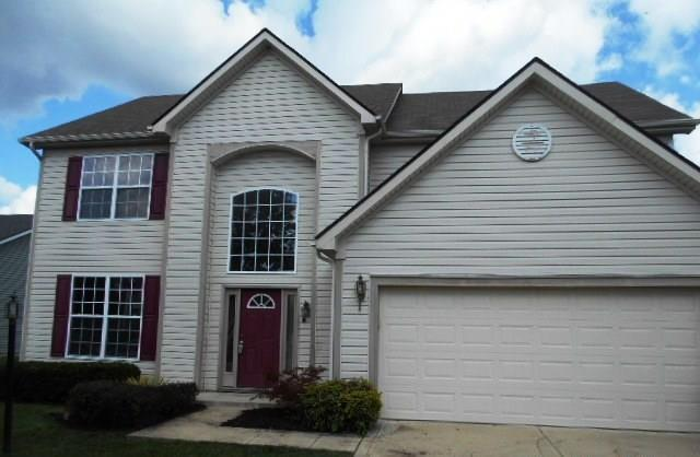 7848 Yarmouth Way, Indianapolis, IN 46239 (MLS #21608065) :: The ORR Home Selling Team