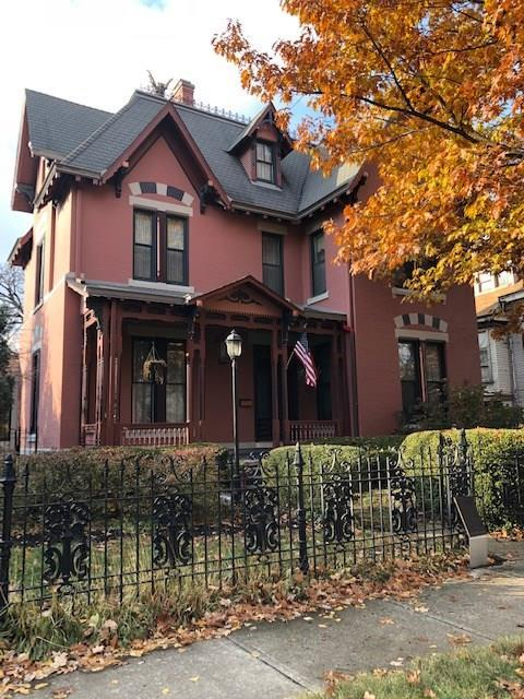 1422 Broadway Street, Indianapolis, IN 46202 (MLS #21608319) :: The ORR Home Selling Team