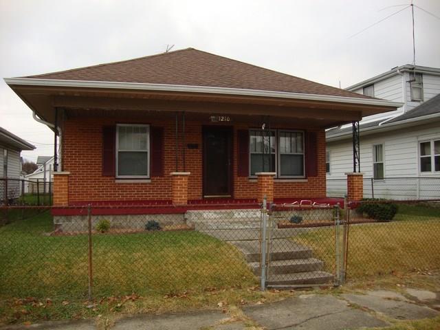 1210 S 17th Street, New Castle, IN 47362 (MLS #21608474) :: Heard Real Estate Team | eXp Realty, LLC