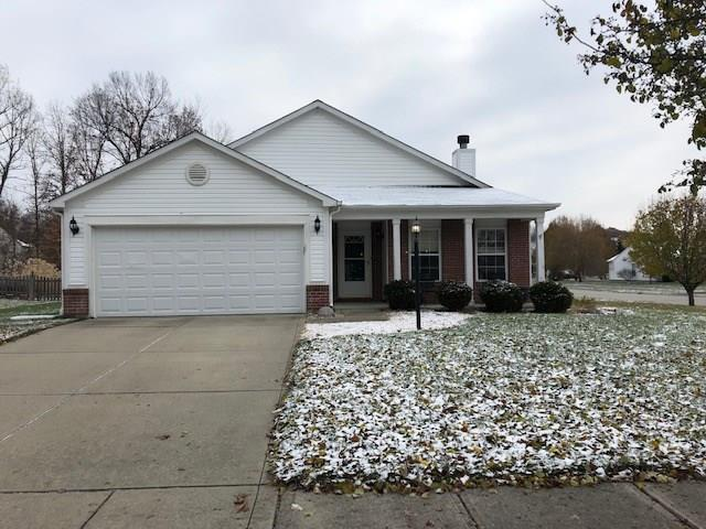 12087 Princewood Ct, Fishers, IN 46037 (MLS #21608641) :: Mike Price Realty Team - RE/MAX Centerstone