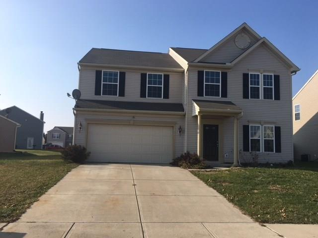 3206 Hurst Street, Whiteland, IN 46184 (MLS #21609044) :: The Indy Property Source