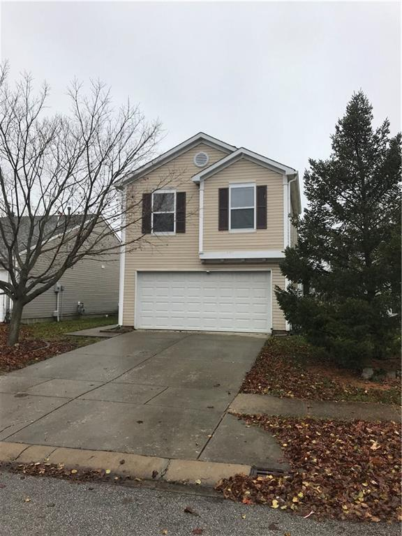 4484 Connaught East Drive, Plainfield, IN 46168 (MLS #21609717) :: The Indy Property Source