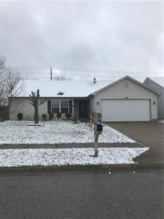 3403 Mechanicsburg Drive, Indianapolis, IN 46227 (MLS #21610036) :: Mike Price Realty Team - RE/MAX Centerstone