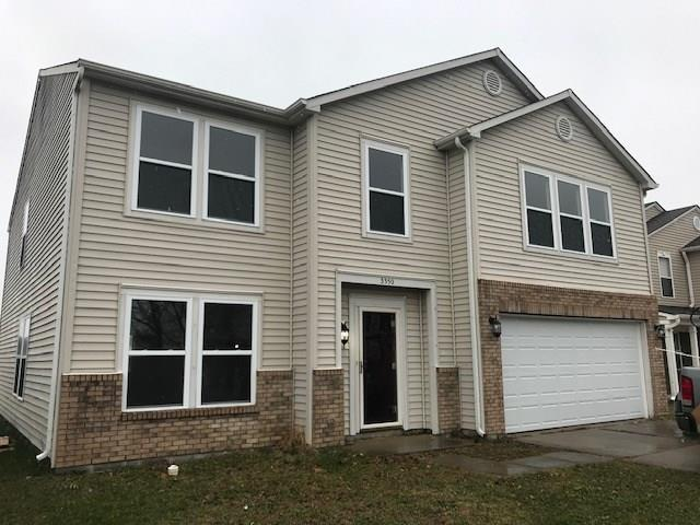 3350 Brandenburg Boulevard, Indianapolis, IN 46239 (MLS #21610151) :: Heard Real Estate Team | eXp Realty, LLC