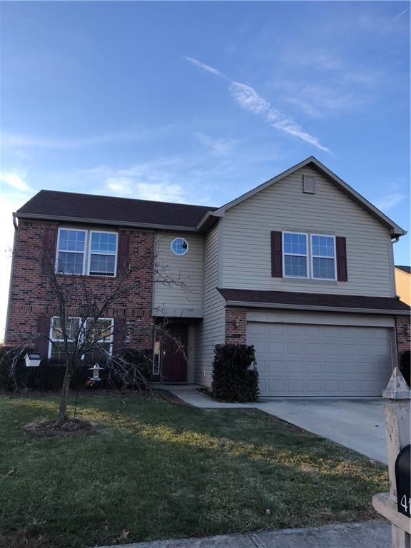 4154 Taunton Court, Plainfield, IN 46168 (MLS #21610567) :: The Evelo Team