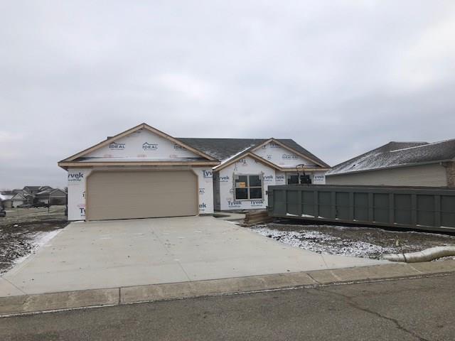 3100 Paule Drive, Yorktown, IN 47396 (MLS #21610658) :: The ORR Home Selling Team