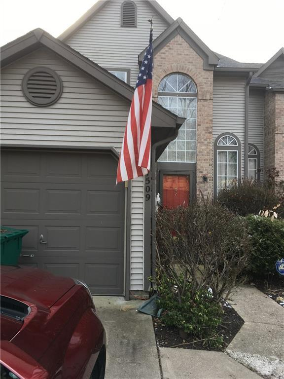 7509 Oceanline Drive, Indianapolis, IN 46214 (MLS #21611115) :: The Indy Property Source