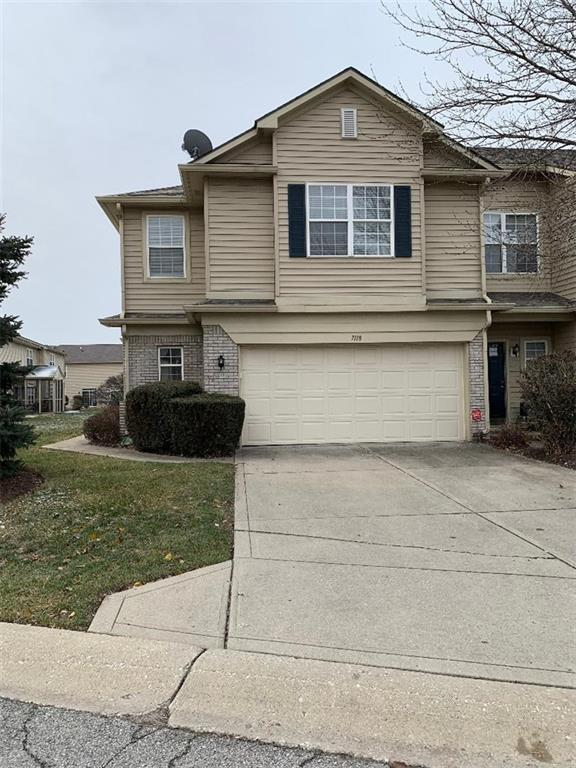 7118 Gavin Drive, Indianapolis, IN 46217 (MLS #21611152) :: The Indy Property Source