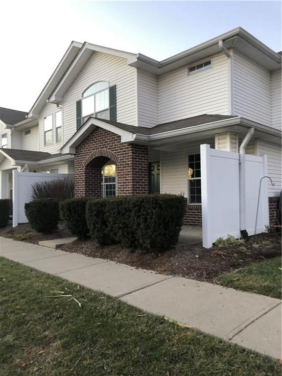 4951 Potomac Square Way #4, Indianapolis, IN 46268 (MLS #21611243) :: Mike Price Realty Team - RE/MAX Centerstone