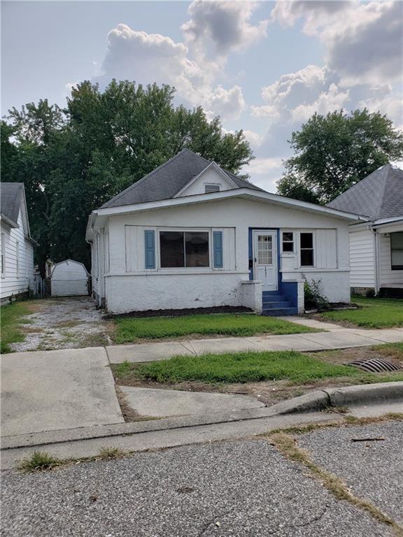1431 North Avenue, Terre Haute, IN 47804 (MLS #21611255) :: HergGroup Indianapolis
