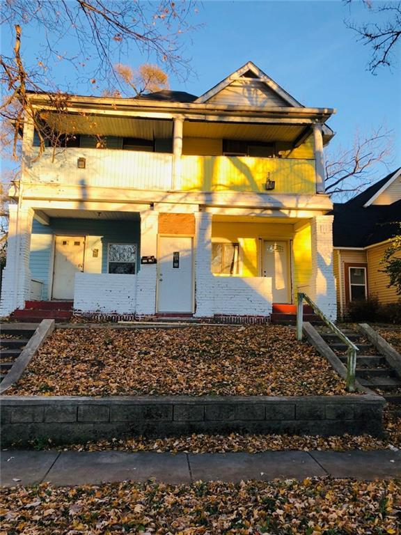 1105 Jefferson Street, Indianapolis, IN 46201 (MLS #21611572) :: Mike Price Realty Team - RE/MAX Centerstone