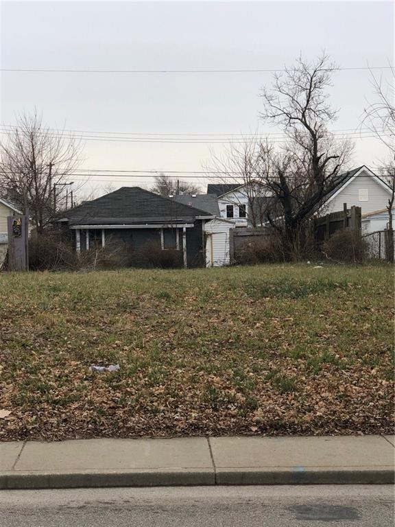 1123 S State Avenue, Indianapolis, IN 46203 (MLS #21611743) :: The ORR Home Selling Team