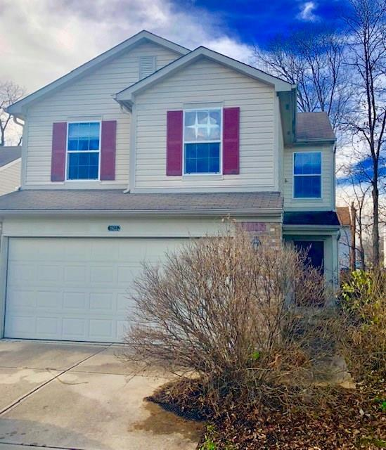 3622 Cedar Pine Place, Indianapolis, IN 46235 (MLS #21611809) :: Mike Price Realty Team - RE/MAX Centerstone