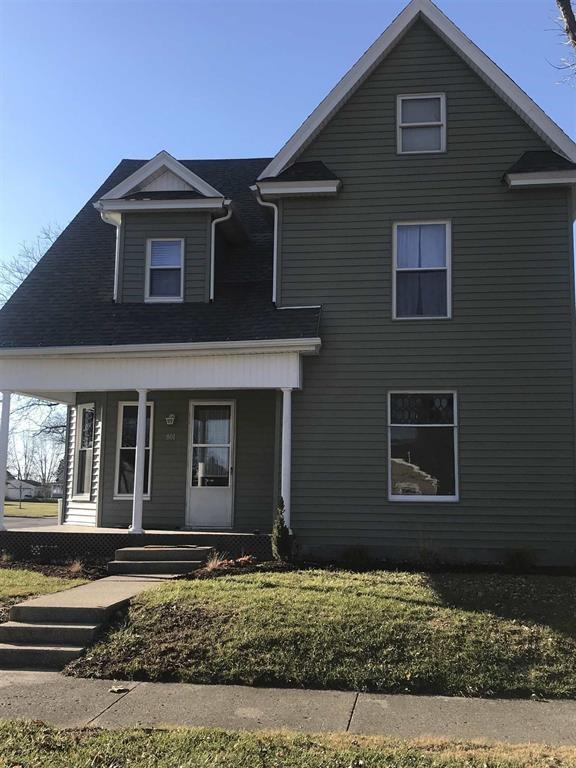 801 N High Street, Hartford City, IN 47348 (MLS #21611990) :: Mike Price Realty Team - RE/MAX Centerstone