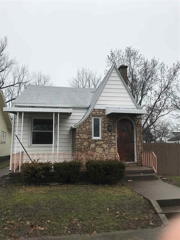603 E Franklin Street, Hartford City, IN 47348 (MLS #21612956) :: The ORR Home Selling Team