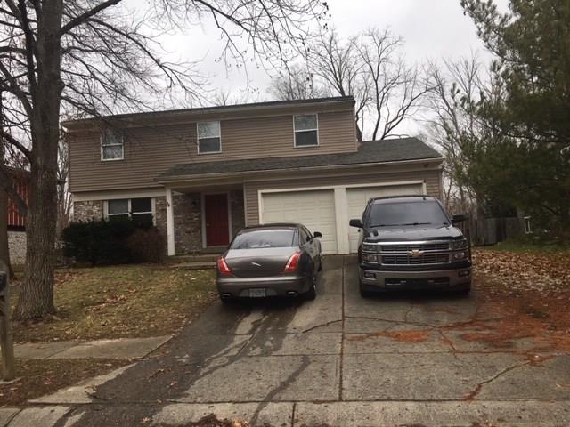 5526 Sleet Drive, Indianapolis, IN 46237 (MLS #21612976) :: Richwine Elite Group