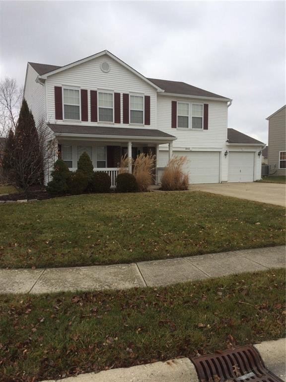 10052 Split Rock Way, Indianapolis, IN 46234 (MLS #21613007) :: Mike Price Realty Team - RE/MAX Centerstone