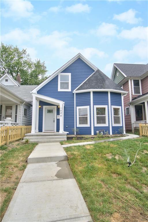 1025 Dawson Street, Indianapolis, IN 46203 (MLS #21613018) :: FC Tucker Company