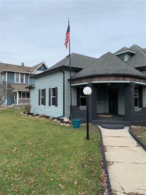 407 S Georgia Street, Sheridan, IN 46069 (MLS #21613054) :: Mike Price Realty Team - RE/MAX Centerstone