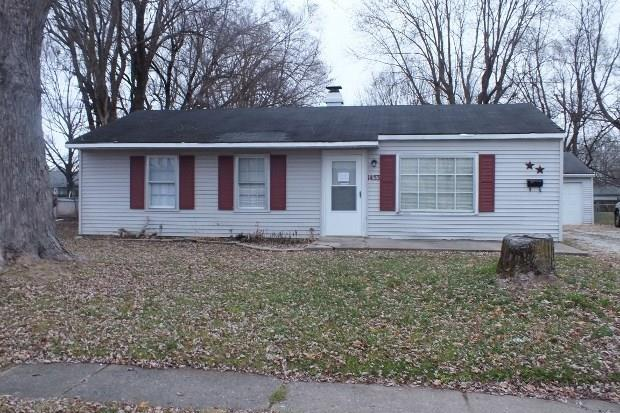 1453 Churchill Road, Franklin, IN 46131 (MLS #21613943) :: Mike Price Realty Team - RE/MAX Centerstone