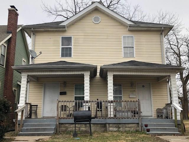 1125-1127 N Tacoma Avenue, Indianapolis, IN 46201 (MLS #21614017) :: Mike Price Realty Team - RE/MAX Centerstone