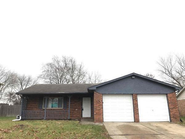 4627 Citation Boulevard, Indianapolis, IN 46237 (MLS #21615132) :: Mike Price Realty Team - RE/MAX Centerstone