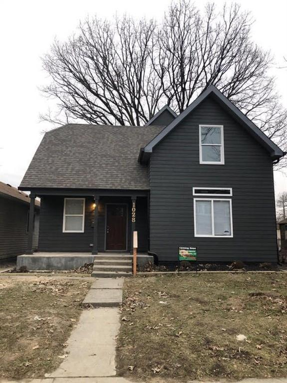 1028 N Tacoma Avenue, Indianapolis, IN 46201 (MLS #21615218) :: Mike Price Realty Team - RE/MAX Centerstone