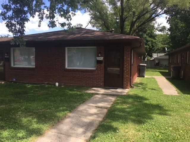 2037-2039 N Rochester Avenue, Indianapolis, IN 46222 (MLS #21615323) :: Richwine Elite Group