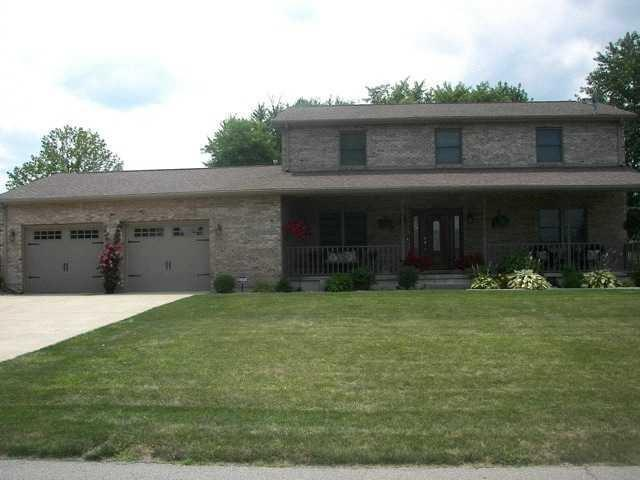 8901 Carriage Lane, Pendleton, IN 46064 (MLS #21615441) :: Mike Price Realty Team - RE/MAX Centerstone