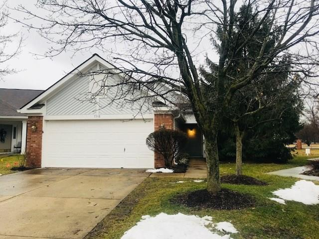 7318 Brackenwood Circle S, Indianapolis, IN 46260 (MLS #21616077) :: Mike Price Realty Team - RE/MAX Centerstone