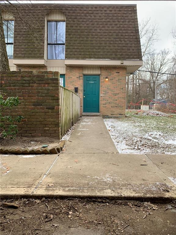 1354 Tishman Lane, Indianapolis, IN 46260 (MLS #21616952) :: The Indy Property Source