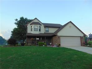 500 Meadowlark Court, Whiteland, IN 46184 (MLS #21618223) :: The Indy Property Source