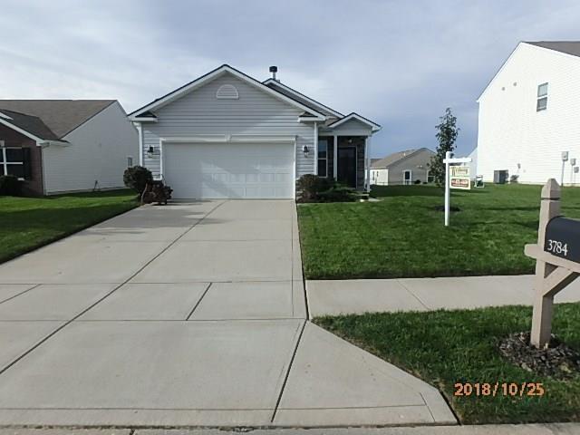 3784 Tartan Trail, Whitestown, IN 46075 (MLS #21618584) :: The ORR Home Selling Team