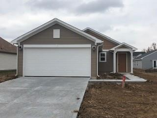 2425 Bristlecone Drive, Indianapolis, IN 46217 (MLS #21619118) :: Urhome Group